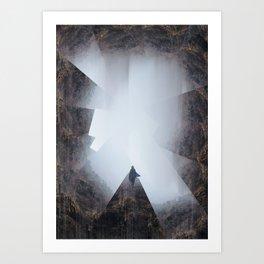 ToNowhere/ Art Print