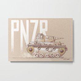 PNZR717 Metal Print