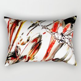 Homage to Michelangelo            by Kay Lipton Rectangular Pillow