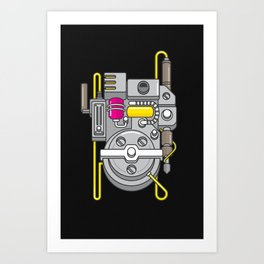 IN CASE OF EMERGENCY Art Print