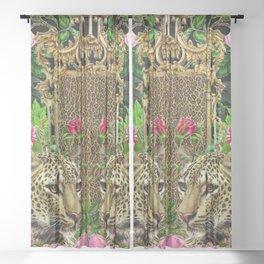Pretty Kitty Sheer Curtain