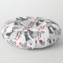 Pigeon Power Floor Pillow