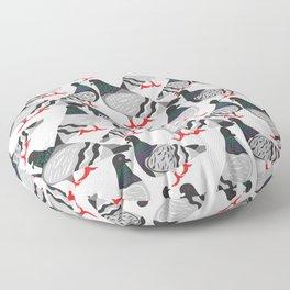 Pigeon Power Floor Pillow