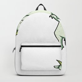 Dabbing Goat Backpack