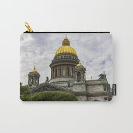 Saint Isaacs Cathedral Saint Petersburg Carry-All Pouch