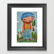 Shantyboy Framed Art Print