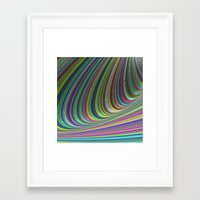 illusion Framed Art Prints featuring Illusion by David Zydd