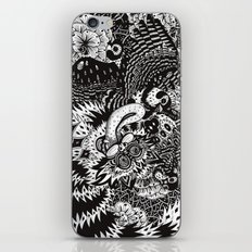 Domesticated (Afternoon in the Garden) iPhone Skin