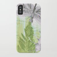 bugs iPhone & iPod Cases featuring Bugs by Marlidesigns