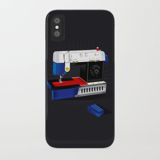 Ma-Singer iPhone Case