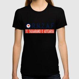 RNZAF . Te Tauaarangi O Aotearoa T-shirt