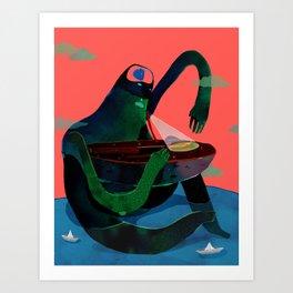 revive man Art Print