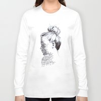 the national Long Sleeve T-shirts featuring THE NATIONAL by Alice Green