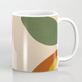 Abstract blossom Coffee Mug