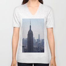 South New York City Unisex V-Neck
