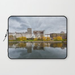The old factory Laptop Sleeve