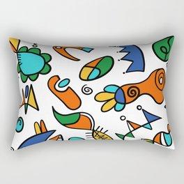 Amusons nous Rectangular Pillow