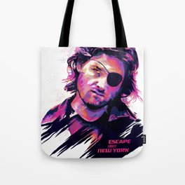 Kurt Russell: BAD ACTORS Tote Bag