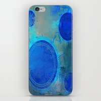 nautical iPhone & iPod Skins featuring Nautical by JuniqueStudio