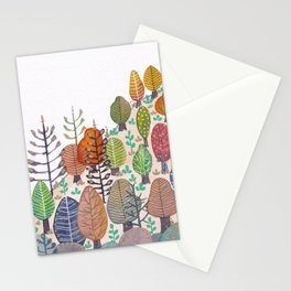 Nature in the Mountains Stationery Cards