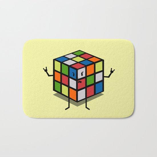 Rebel Rubik Bath Mat