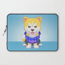 Akita Inu Laptop Sleeve