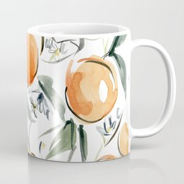 Big Oranges Coffee Mug