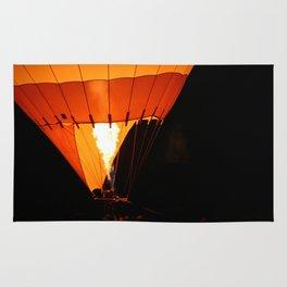 Hot Air Baloon Rug