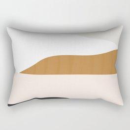 Minimal Art Landscape 2 Rectangular Pillow