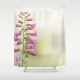 Foxglove Shower Curtain