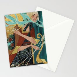 1000 Cuts Stationery Cards