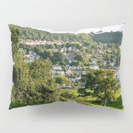 Lyme Regis Landscape Pillow Sham