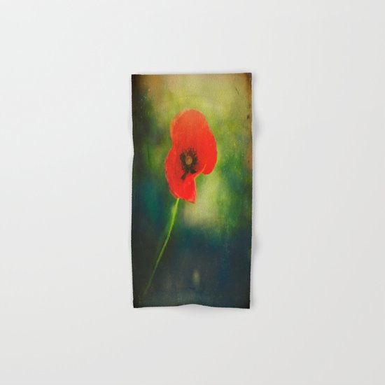 I found a Poppy Hand & Bath Towel