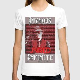 """Infamous Infinite"" ""Darko Th'Dream"" Series T-shirt"