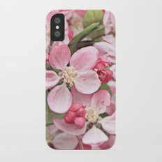 Cherry Blossoms Slim Case iPhone X