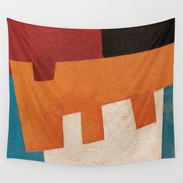 Вол и Bода (Ox and Water) Wall Tapestry