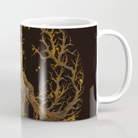 groot Mugs featuring Groot Mandala by Megmcmuffins