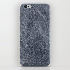Ab Marb Blue iPhone & iPod Skin