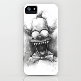 The Krusty iPhone Case