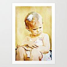 The Little McCoy - 018 Art Print