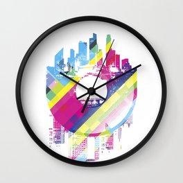 Urban Vinyl V2 Wall Clock
