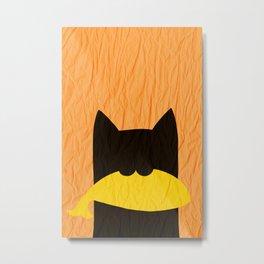 Cat Fish. Metal Print
