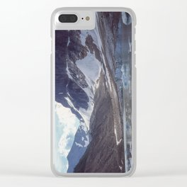 Cavell Pond Encore Clear iPhone Case