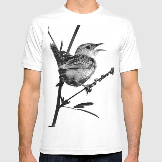 Sedge Wren T-shirt