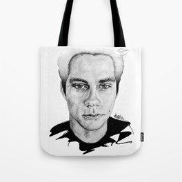 Dylan O'Brien / Void Stiles Tote Bag