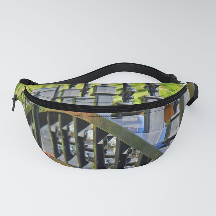 Broken Words Fanny Pack