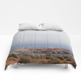 lake powell Comforters