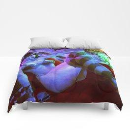 hotty-trashy-nerdy Comforters