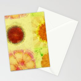 Hyperaeolism Content Flowers  ID:16165-130047-55630 Stationery Cards