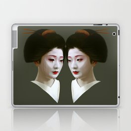 Geiko Laptop & iPad Skin